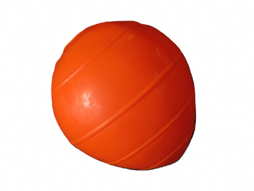 Castro 43CM Inflatable Centre Hole Buoy - Robust Rigid Heavy Duty